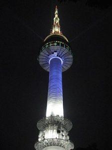 韓国ソウルタワー