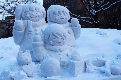 さっぽろ雪まつり