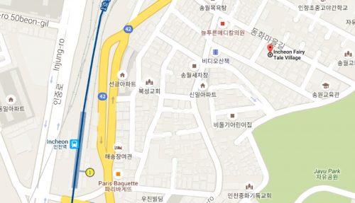 仁川童話村3