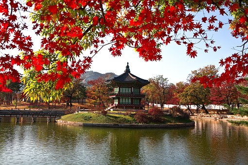 韓国景福宮