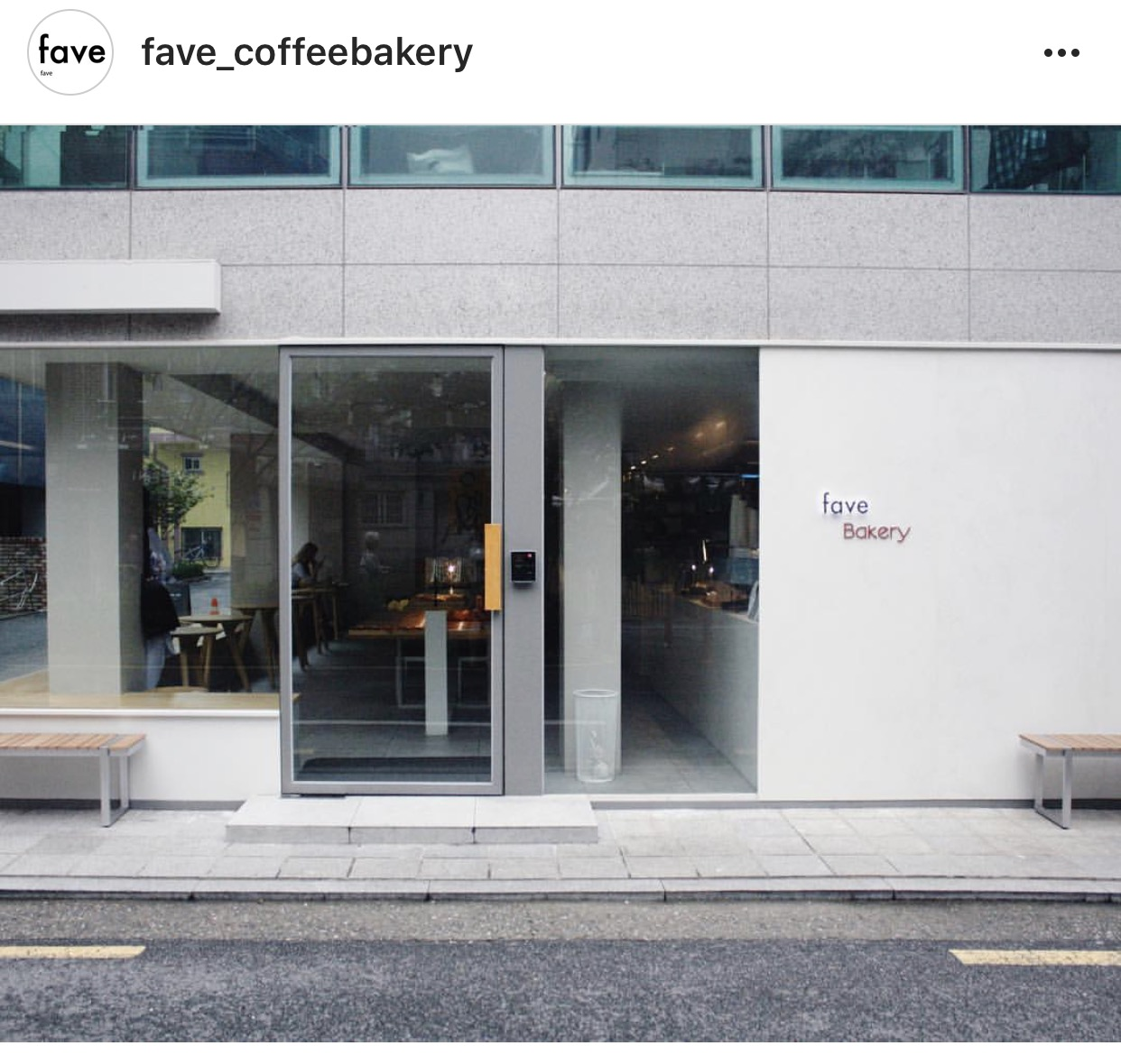 出典:https://www.instagram.com/fave_coffeebakery/