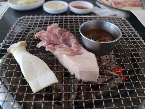 済州島黒豚
