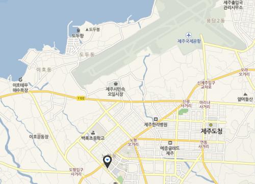 済州島黒豚家2