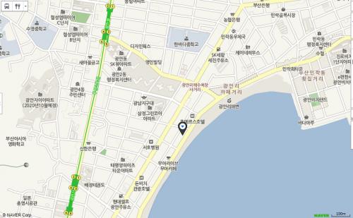 釜山カフェBYULBED6
