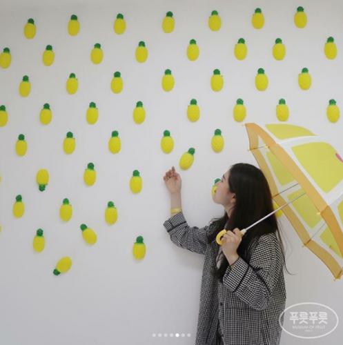 出典:https://www.instagram.com/museumoffruit_seoul/?hl=ja